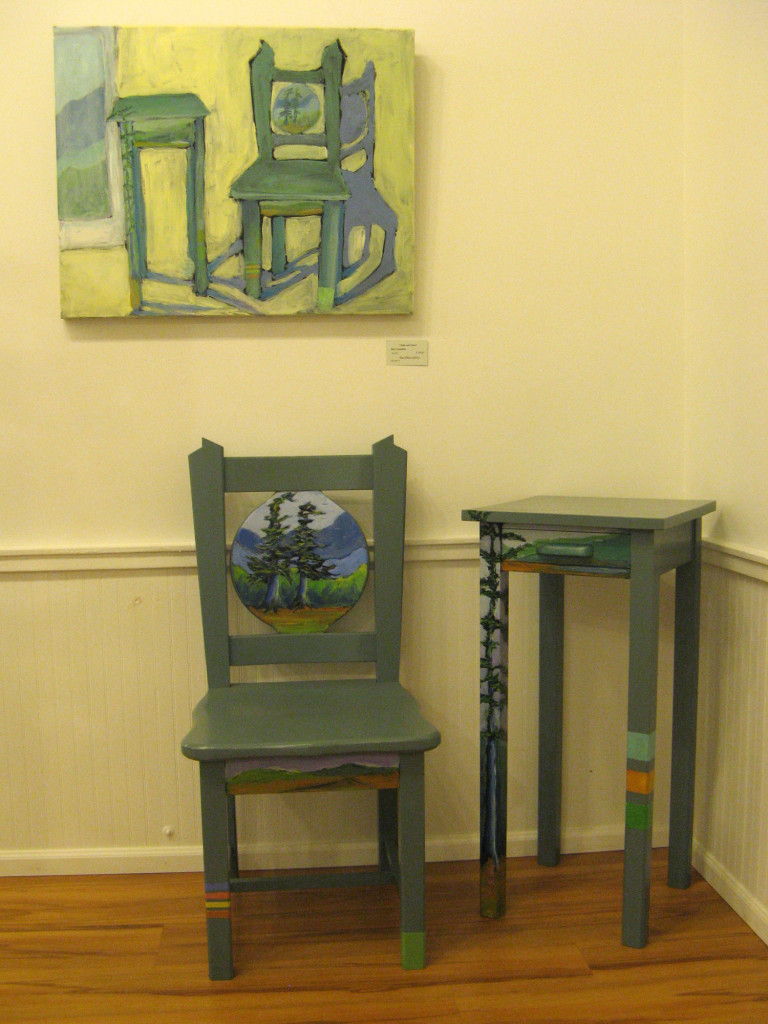 Chair, Table, painting3
